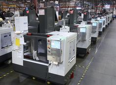 Christmas in January? by Haas Automation, Inc., via Flickr