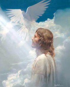 Jesus and Holy Spirit