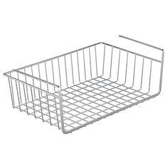 Buy John Lewis Undershelf Storage Basket Online at johnlewis.com