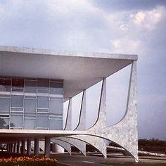 Architecture in Brasília