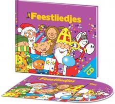 Babyshop@Home - CD Boek Feestliedjes Kinderliedjes