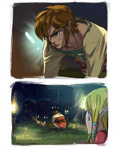 Hunter x Hunter ♥ The Legend of Zelda