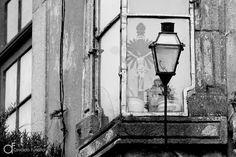 As 100 Sacras: Dia 64 - Esquina de um bairro de moradias em Porto, Portugal