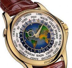 61c1d54f360 10 dos relógios mais caros do planeta