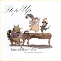 Great music for teaching classical ballet!