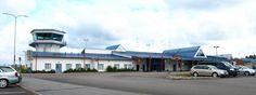 kajaani lentoasema Finland, Mansions, House Styles, Places, Home Decor, Decoration Home, Manor Houses, Room Decor, Villas
