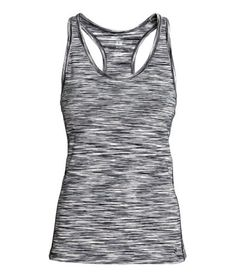Sports top | Product Detail | H&M