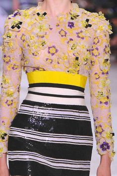 """patternprints journal: PRINTS, PATTERNS AND DETAILS INTO """"COUTURE"""" WOMAN COLLECTIONS FALL/WINTER 2014-15 / Giambattista Valli"""