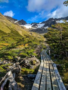 Martial Glacier is easily the most popular hike in Ushuaia, probably because there is easy access, it offers great views of Beagle Channel, and it's not particularly long. If I'm being …