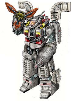 Omega Supreme MC colored by Prowler974.deviantart.com on @deviantART
