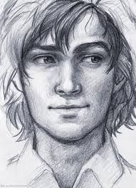 sketches of teenage boys - Google Search