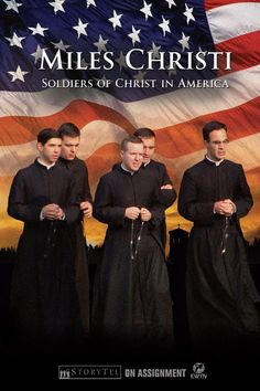 miles christi soldiers of christ in america documentary film poster