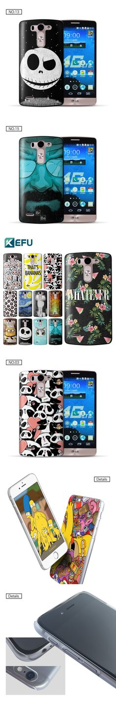 For funda LG G3 cute pandas hard PC back cover for coque LG G3 case 2016 new arrivals for capa LG G3 mini G3S G3 Beat Case