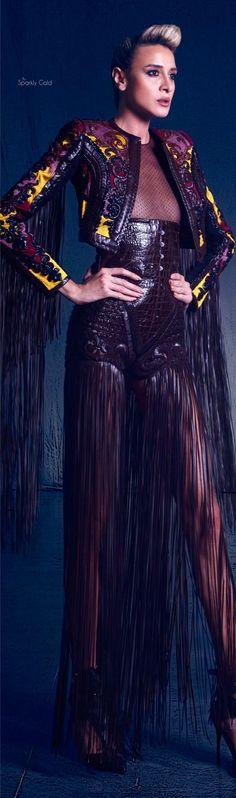 Nicolas Jebran Fall 2015 Couture