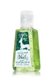 Vanilla Bean Noel Hand Sanitizer Bath And Body Works Bath