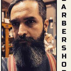"""B A R B E R S H O P """"The place to go in Stuttgart""""  @x_jack_the_ripper_x  Best barbers, cool events and nice atmosphere for real! ⚓️☘️❤️ #beard #beardlife #beardgang #bearded #beardporn #barber #barbers #barbershop #tattoo #tattoos #cigars #gentleman #gentlemen #dapper #vintage #vintagestyle #oldschool #men #hairstyle #men #instagram #inkstagram #denim #smoke #stuttgart #0711"""