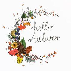 Uno más! Autumn  ❤️ #bulletjournal #fall #autumn