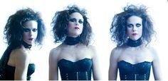 Producción de personajes que cuentan historias #Maquillaje #peinados #poses #fotografía