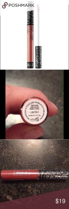 Kat Von D Lipgloss Color is Lolita, .12 oz, brand new, unused. Kat Von D Makeup
