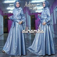 Adina by Alhamda  bahan acriliec sateen  All size fix to L standard LD 100  Retail: 365.000 Reseller 345.000 Estimasi ready 28 jan  Dp 50% = Booking  Line @kni7746k  Wa 62896 7813 6777  #pin #adinabyalhamda #gamisbasicbranded #gamisbrandedoriginal #gamishijabermodis #gamishijabermodern #distributorgamisbasicbranded #hijaboftheday #ottdhijabbranded #otthijab #muslimahsyariset #bajumuslimremajabranded #bajumuslimmodis #bajumuslimbrandedterbaru #dressbrandedmuslim #dressmuslimmodern…