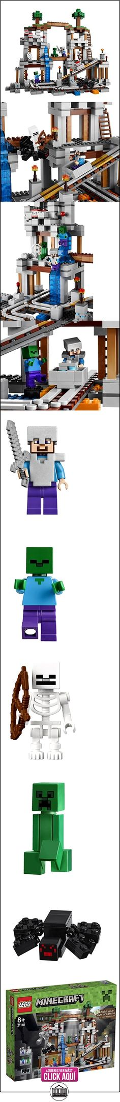 LEGO - La Mina, juego de construcción (21118)  ✿ Lego - el surtido más amplio ✿ ▬► Ver oferta: https://comprar.io/goto/B00JMV3CNK