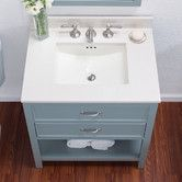 Found+it+at+Wayfair+-+Rectangle+Ceramic+Undermount+Bathroom+Sink+with+Overflow+in+White