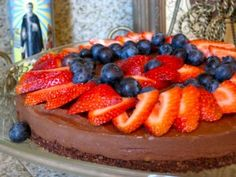 Raw chocolate cake | Bee Green Foods