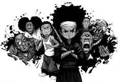 boondocks season 4 | have been waiting to see some kind of life from The Boondocks season 4 ...