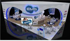 Estande EMS