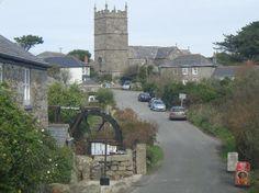 Zennor, Cornwall.