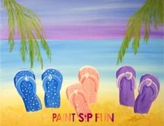 PaintSipFun.com | Paint and Sip | Social Painting | Birthday Parties | Adults and Kids Parties | A fun time out ... NOT your ordinary Art Class ... We are ALL about having FUN!!! ... No experience necessary!