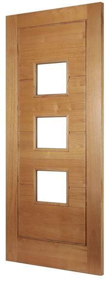 Monza Oak Effect Door