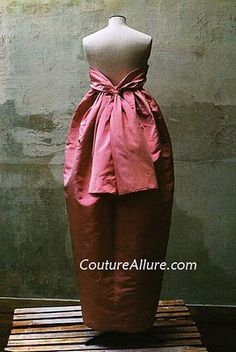 Couture Allure Vintage Fashion: Weekend Eye Candy - Balenciaga 1960