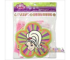 Polly Pocket Happy Birthday Banner (1ct)