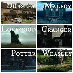 My home Malfoy