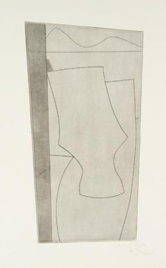 Ben Nicholson OM 'untitled', 1967 © Angela Verren Taunt All rights reserved, DACS Abstract Drawings, Abstract Images, Tobacco Facts, Meaningful Photos, Francis Picabia, Georges Braque, Black And White Painting, Sonia Delaunay, Line Drawing