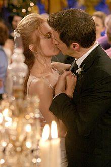 The Young and the Restless - Christian LeBlanc (Michael Baldwin) and Tracey Bregman (Lauren Fenmore Baldwin)