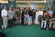La Càtedra Divina Pastora d'Esport Adaptat i el València CF, junts per la integració en l'esport