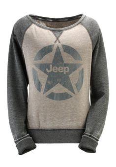 Jeep� Ladies' Zen Fleece Sweatshirt
