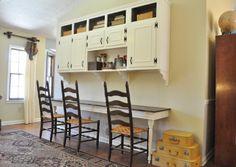 12 Home Organization Stations to Get Organized {DIY}
