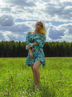 Фото на поле