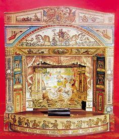 English Toy Theatre_1850