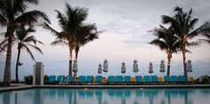 Beach Club Resort Pool at the Boca Raton Resort & Club (Boca Raton, Florida)