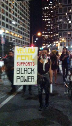 (ง︡'-'︠)ง (cultureunseen:   Yellow Peril Justice or Else...)