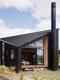 Top 5 Cabins of the Week That Bring Warmth to the Wilderness #dwell #moderncabins