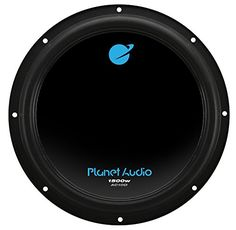 Planet Audio AC10D 1500 Watt 10 Inch Dual 4 Ohm Voice Coil Car Subwoofer *** You can find out more details at the link of the image. (This is an affiliate link) #CarAudioWoofer