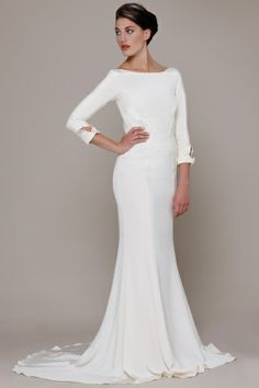 2014 Wedding Trends | Long Sleeved |  Wedding Dresses | Elizabeth Stuart