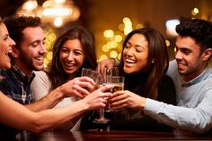 The research findings about the impact of drinking alcohol on overall health can be confusing. One day we see a report telling us that moderate alcohol consu. Going Away Party Invitations, Housewarming Party Invitations, Housewarming Wishes, Drink Bar, Bar Drinks, Best Farewell Quotes, My Best Friend, Best Friends, Happy Friends