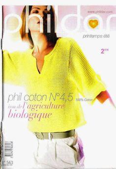 Phildar n°563 - Les tricots de Loulou - Picasa Albums Web