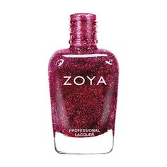 Zoya Nail Polish in Blaze